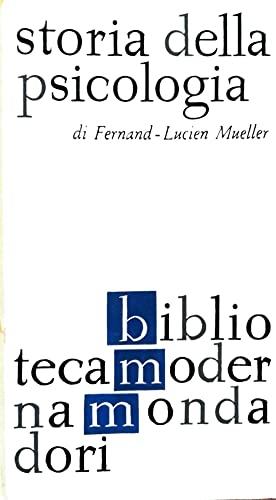 Storia della psicologia: Fernand-Lucien Mueller