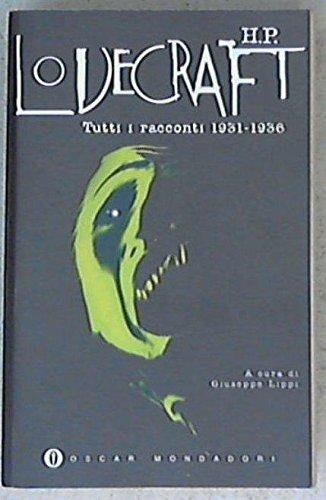 9788804455608: Tutti i racconti (1931-1936)
