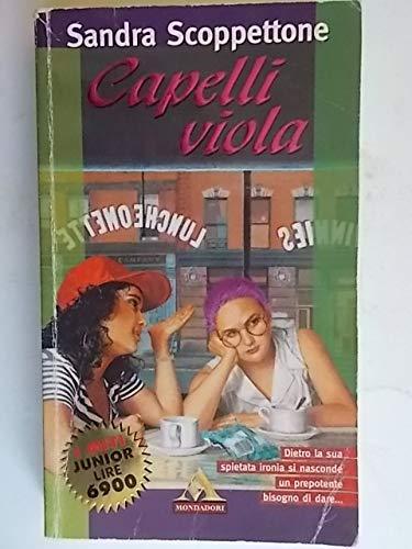 9788804456148: Capelli viola