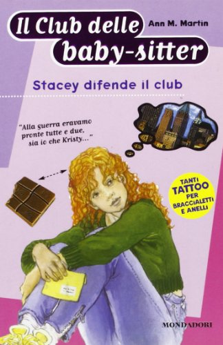 Babysitters Club Stacey Difende IL Club (8804465751) by Martin, Ann M