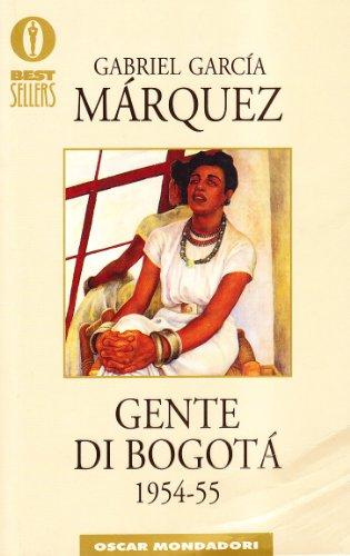 Gente di BogotÃ: (1954-55) (8804473398) by Gabriel García Márquez