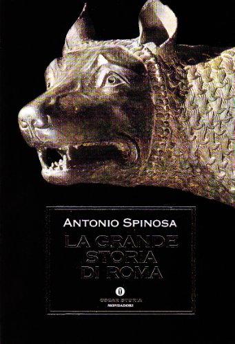 9788804476634: La grande storia di Roma