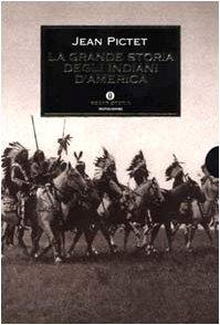 9788804483991: La grande storia degli indiani d'America
