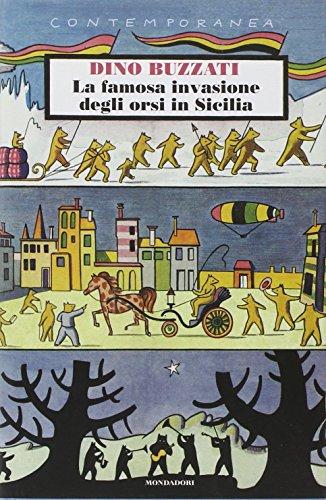 9788804484172: La famosa invasione degli orsi in Sicilia