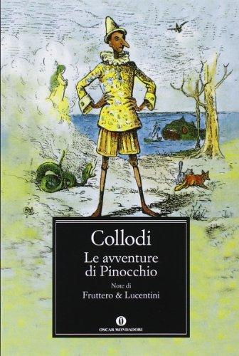 9788804484448: Le avventure di Pinocchio