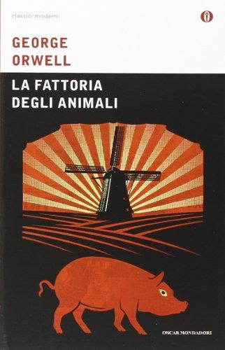 9788804492528: La fattoria degli animali
