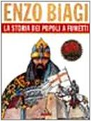 La Storia dei Popoli a Fumetti: Enzo Biagi