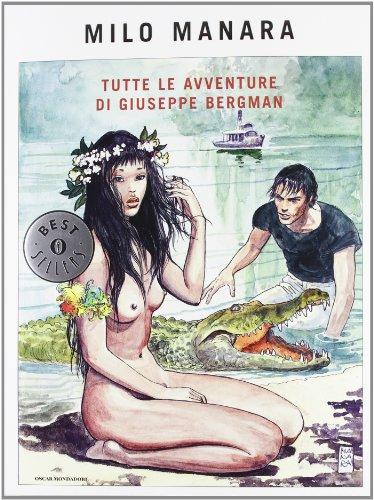 9788804499251: Tutte le avventure di Giuseppe Bergman