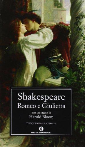 9788804499398: Romeo e Giulietta. Testo inglese a fronte