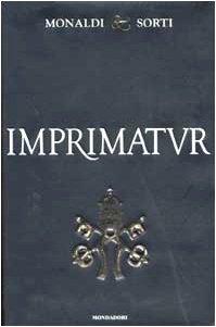 9788804503606: Imprimatur