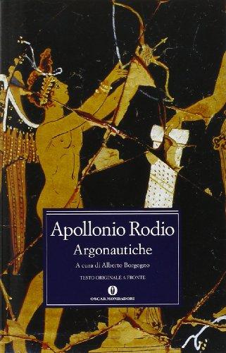 9788804513261: Argonautiche. Testo greco a fronte (Oscar classici greci e latini)