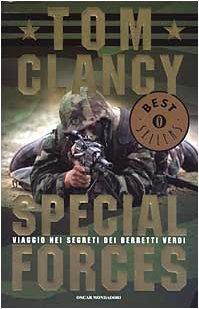 Special Forces - Viaggio nei segreti dei Berretti Verdi: Tom Clancy