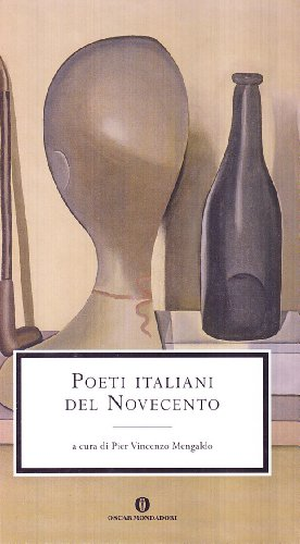 9788804520443: Poeti italiani del Novecento