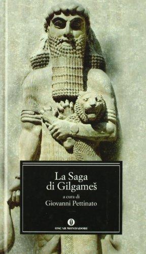 9788804534754: La saga di Gilgames