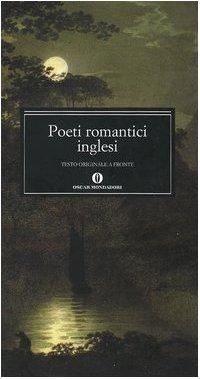 9788804537922: Poeti romantici inglesi. Testo inglese a fronte