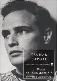 9788804538059: Il Duca nel suo dominio. Intervista a Marlon Brando