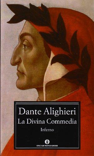 9788804546542: La Divina Commedia: Inferno (Oscar Classici)