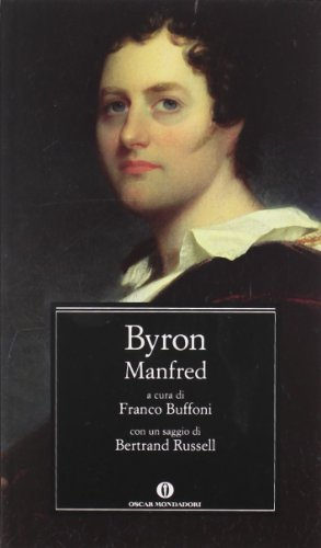 9788804547525: Manfred. Testo inglese a fronte
