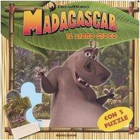 9788804548447: Madagascar. Il Libro Gioco. Con 5 P [Italia]