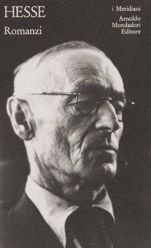 Romanzi (8804551046) by Hermann. Hesse
