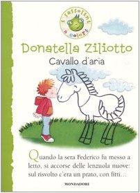 Cavallo d'aria: Ziliotto, Donatella