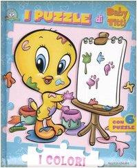 9788804554370: I colori. I puzzle di Baby Titti
