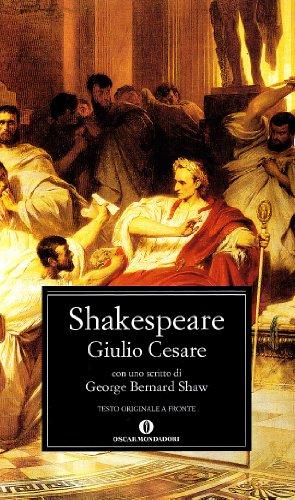Giulio Cesare. - Shakespeare,William.
