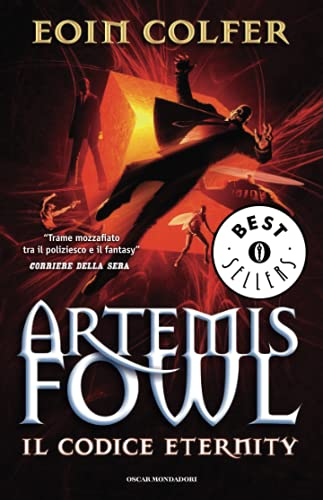 ARTEMIS FOWL IL CODICE ETERNITY - COLFER EOIN