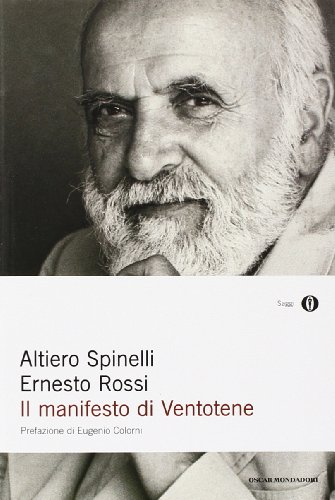 9788804557920: Il manifesto di Ventotene (Oscar saggi)