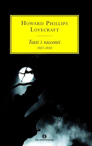 9788804558163: Tutti i racconti (1927-1930)