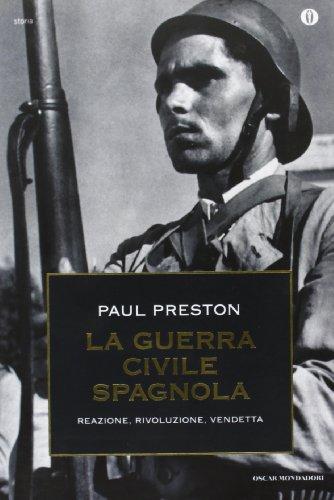 9788804561323: La guerra civile spagnola (Oscar storia)