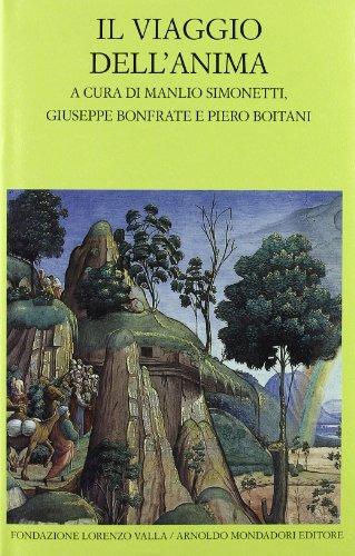 9788804562450: Il viaggio dell'anima. Testo greco e latino a fronte