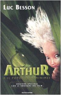 9788804563587: Arthur e il popolo dei Minimei