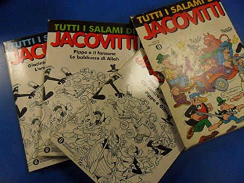9788804565703: Tutti i salami di Jacovitti