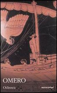 9788804569855: Odissea. Testo greco a fronte