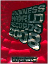 9788804572374: Guinness World Records 2008