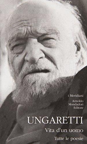 9788804583493: Vita d'un uomo. Tutte le poesie (I Meridiani)
