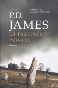 La paziente privata (8804584785) by P. D. James