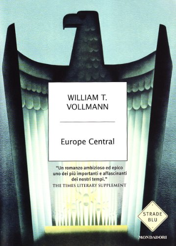 9788804592648: Europe central (Strade blu. Fiction)