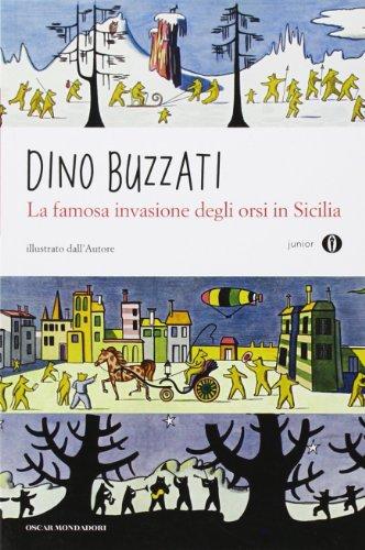 9788804598954: La famosa invasione degli orsi in Sicilia