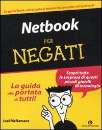 9788804601067: Netbook per negati