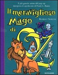 9788804602880: Il meraviglioso mago di Oz. Libro pop-up