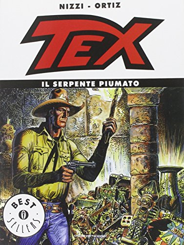 9788804602903: Tex. Il serpente piumato (Oscar bestsellers)