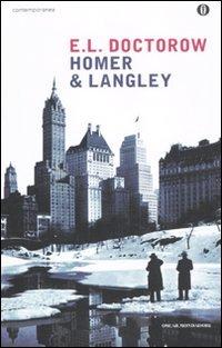 9788804608967: Homer & Langley