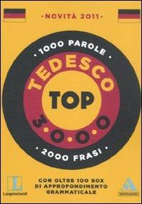 9788804611806: Langenscheidt. Tedesco. Top 3000. Ediz. bilingue
