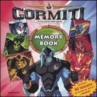 9788804612599: Gormiti. L'evoluzione neorganic. Memory book. Con gadget