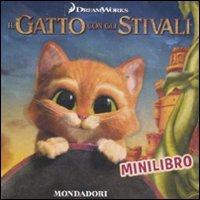 9788804613527: Il gatto con gli stivali. Minilibro. Ediz. illustrata