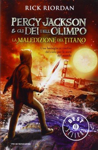 9788804617068: La maledizione del titano. Percy Jackson e gli dei dell'Olimpo: 3 (Oscar grandi bestsellers)