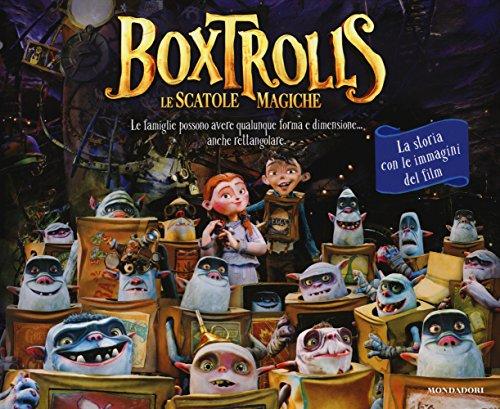 9788804618089: Boxtrolls. Le scatole magiche. La storia con le immagini del film