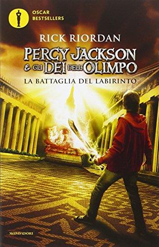 La battaglia del labirinto. Percy Jackson e